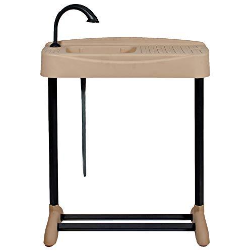 Garden Essentials Outdoor Garden & Utility Sink by Vertex - Made in USA - Model GE4500