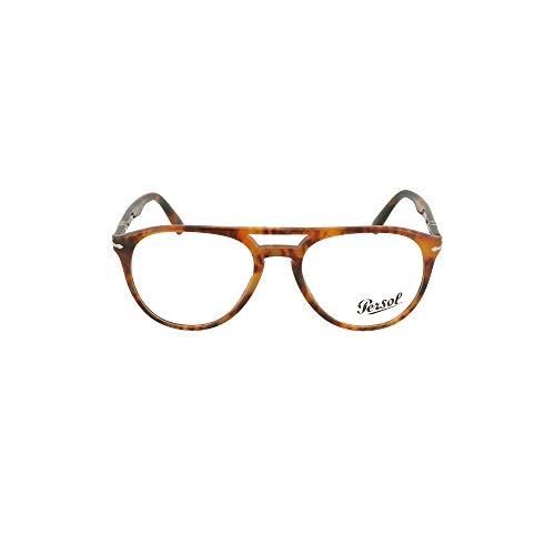 Gafas de Vista Persol EL PROFESOR ORIGINAL PO 3160V CASA DE PAPEL CAFFE' 52/18/145 hombre