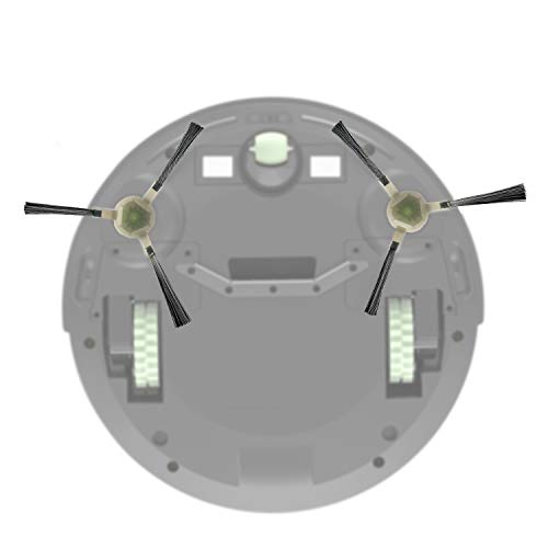 OKP Sidebrush Robot Vacuum Cleaner