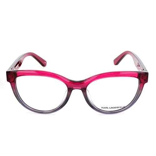 Karl Lagerfeld Brillengestelle KL9220865317135 Rechteckig Brillengestelle 53, Mehrfarbig