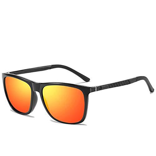 GDYX Gafas de sol Gafas de sol clásicas de estilo polarizad