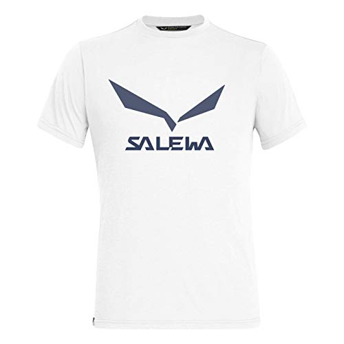Salewa 00-0000027018_60 T-Shirt Homme, Optical White, FR : 2XL (Taille Fabricant : 54/2X)