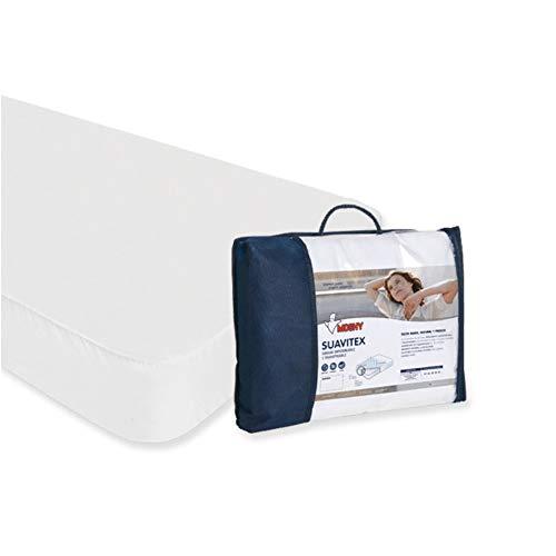 Moshy Protector de colchón Suavitex para Cama de 105x200