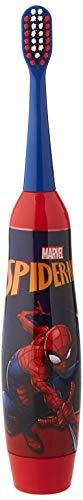 spazzolino elettrico 5 anni Mr White Jr - Spazzolino elettrico Spider-Man