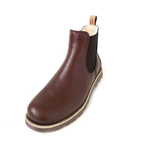 Kavat Bodås, Chelsea Boots Fille, Marron 919, 35 EU