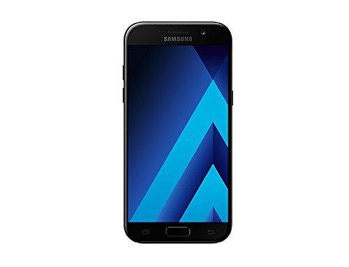 Samsung Galaxy A5 (2017) Smartphone, Black, 32GB espandibili, [Versione Italiana] (Ricondizionato Certificato)