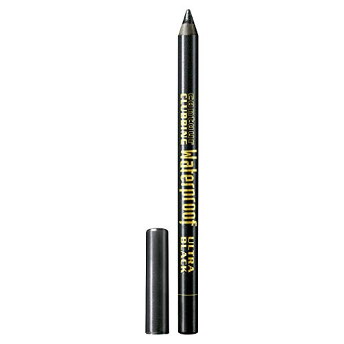 Bourjois - Crayon Contour Clubbing Waterproof - Couleur Vibrante et Longue Tenue - Texture crémeuse - 54 Ultra Black 1,2gr