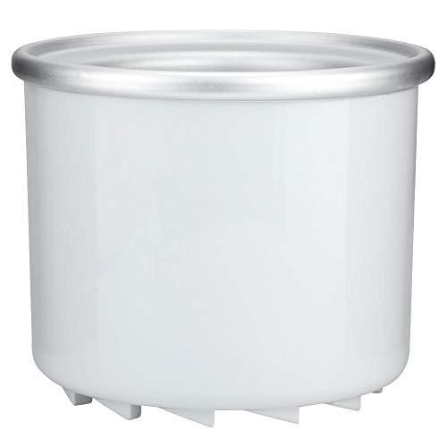 1L de gran capacidad, puede hacer 7-8 conos de helado a la vez, para satisfacer las necesidades de uso diario. Mano de obra exquisita, superficie lisa, resistencia a la corrosión, resistencia a bajas temperaturas, larga vida útil. Coloque el forro en...