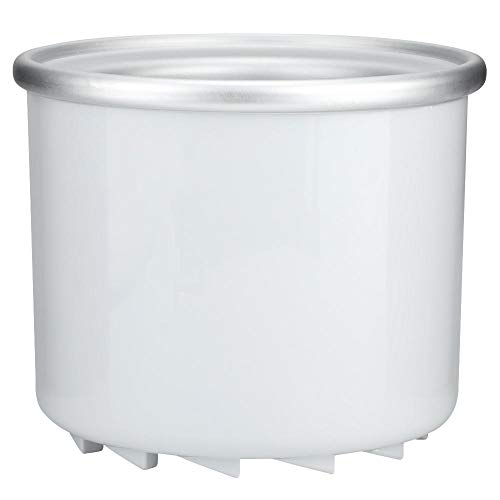 Great Price! 1L Large Capacity Stainless Steel Ice Cream Maker Liner Household Freezing Container Ac...