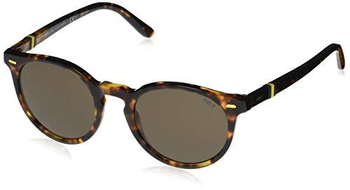 Ralph Lauren POLO 0PH4151 Gafas de sol, New Jerry Tortoise, 50 para Hombre