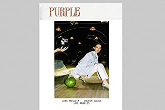 PURPLE FASHION MAGAZINE ISSUE 30 LOS ANGELES COVER :JANE MOSELEY exclusively available from Magazines and more