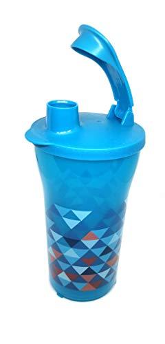 Tupperware Plastic Tumbler - Set Of 1, Multicolor, 800 ML