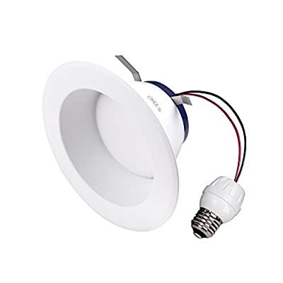 Cree TW Series 65W Equivalent LED Retrofit Recessed Downlight, Soft White