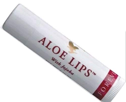 Family 12 Forever Living Aloe Lips mit Jojoba-Packung pro Tube – 15 oz
