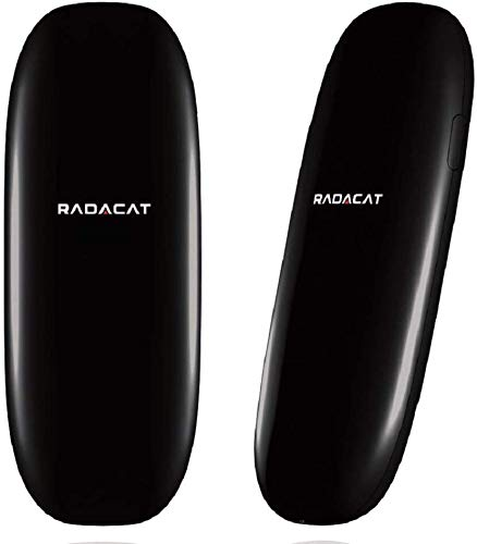 Radacat Satellite Communicator Handheld GPS Tracker Navigation,Anti-Lost,No Monthly Fee, for Backcountry, Outdoor, Camping, Hiking, Fishing pets kids