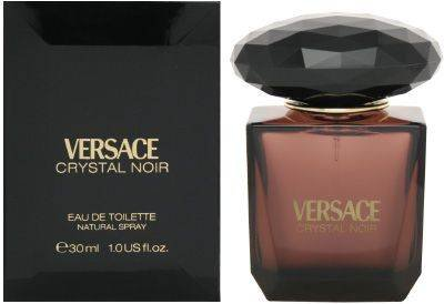 Versace Crystal Noir By Gianni Versace For Women. Eau De Toilette Spray 1 OZ