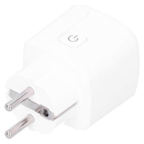 Enchufe de Wifi, material retardante del enchufe elegante del enchufe elegante del zócalo de Wifi del zócalo para los dispositivos