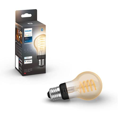 Philips Hue White Ambiance E27 Einzelpack Filament 300lm