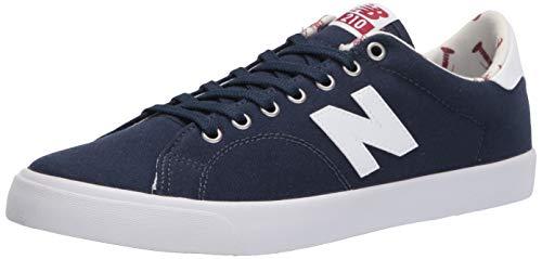 New Balance337855 - Zapatillas de Skate 210v1 Hombre, Azul (Marino), 36.5 EU