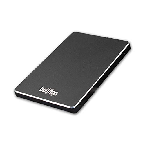 BAITITON 2,5 Pouces SATA III Disque Flash SSD 480 Go Interne Solid State Drive Lecture 550Mo/s Ecriture 530Mo/s 480GB