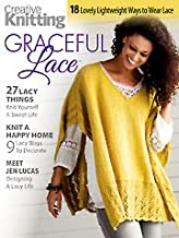 creative knitting magazine april 2019 Graceful Lace