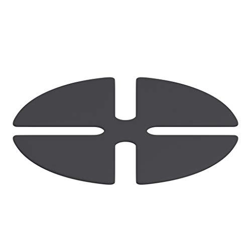25 Stück Trevendo® Trittschallpad Typ A 100 mm (für Universal Stelzlager M - XXL)