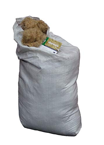 Stopfwolle aus Hanf a 5 kg