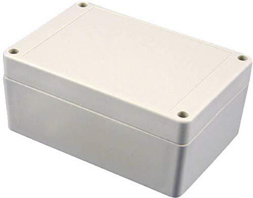 Hammond Electronics 1551QTBU Universal-Gehäuse 40 x 40 x 15  ABS  Blau transluc