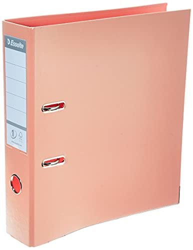 Esselte, Solea, A4, Lever Arch File, 75 mm Spine, 500 sheets Capacity, PP,...