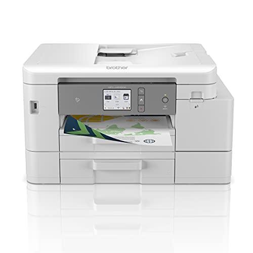 Brother MFC-J4540DW 4-in-1 Farbtintenstrahl-Multifunktionsgerät (Drucker, Scanner, Kopierer, Fax)