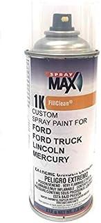 Jerzyautopaint Custom Spray Paint for Ford YZ - Oxford White