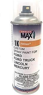 Jerzyautopaint Custom Spray Paint for Ford G2 - RED FIRE Metallic