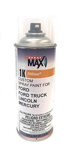 Jerzyautopaint Custom Spray Paint for Ford UA - Black