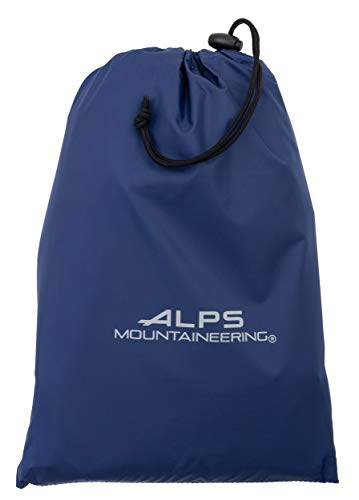 ALPS Mountaineering Lynx 2-Person Tent Footprint, Blue