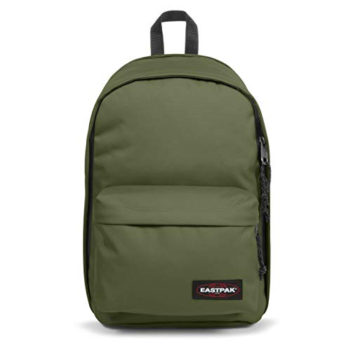 EASTPAK BACK TO WORK Mochila, 43 cm, 27 L, Dark Grass (Verde)