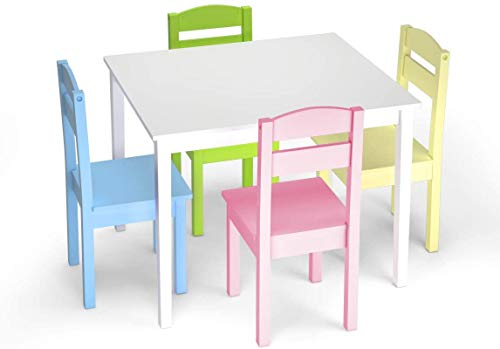 30 Migliori Tavolino E Sedie Per Bambini Testato E Qualificato