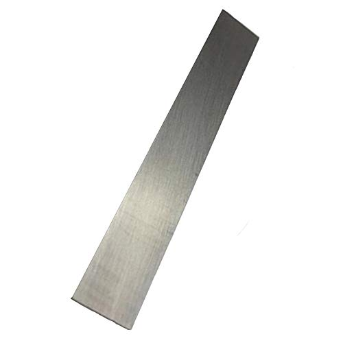 "Nickel Anode Sheet,Plating Nickel Anode N6/99.6% Pure 0.04""X1""X6""(1mmX25mmX150mm)"