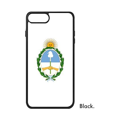 DIYthinker Buenos Aires Argentina Emblema Nacional para iPhone 7 más Las Cajas de Regalo phonecase la Cubierta del Caso de Apple iPhone Caso 7 Plus