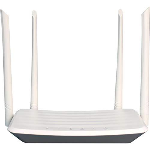 xiaoxioaguo Enrutador inalámbrico 4G a CPE completo netcom hogar wifi de alta potencia 2.4G frecuencia única 300Mbps tarjeta de fábrica