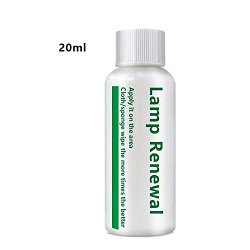 EGFheal Headlight Restorer Headlamp Cleaner Liquid Car Headlight Lenses...