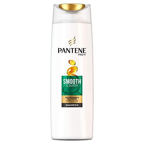 Pantene Pro-V Smooth & Sleek Shampoo, 360ml