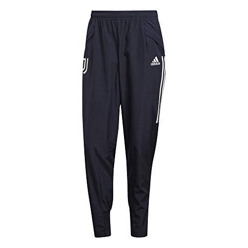 adidas Herren JUVE PRE PNT Sport Trousers, Legend Ink/Orbit Grey, XL