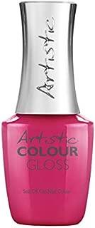 Artistic Colour Gloss Gel - V.I.Pink Room - 15ml/0.5oz