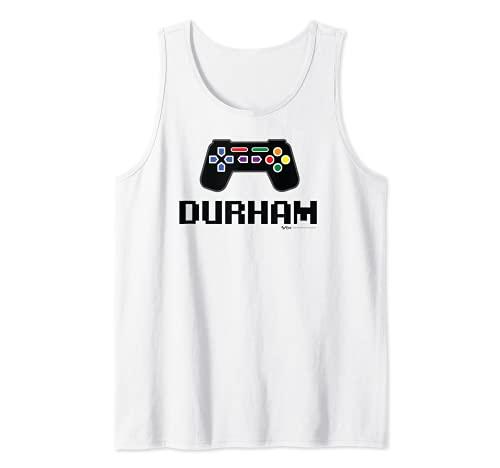 Durham8-Bit Gamer City Tank Top