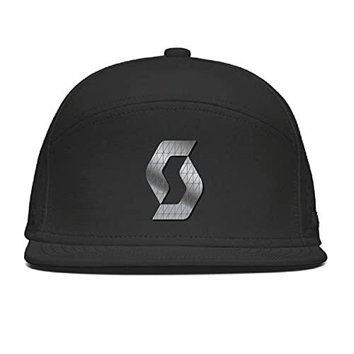 Scott Factory Wear Cap/Mütze schwarz/grau