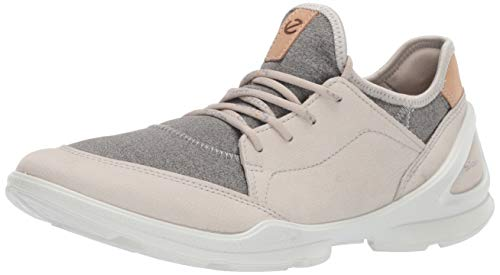 ECCO Damen Biom Street Sneaker, Beige (Gravel/Wild Dove 59759), 39 EU