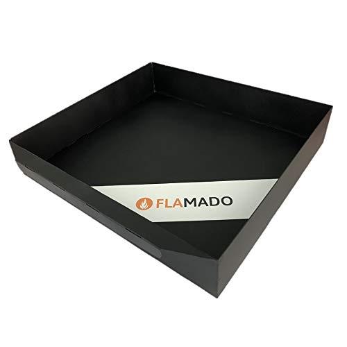 Flamado Aschekasten 349x285x65mm passend für Caminos**