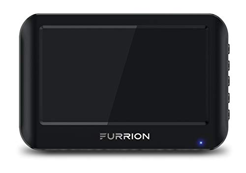 Furrion Vision S 4.3 inch Wireless RV Backup System with 1 Rear Markerlight Camera, Infrared Night Vision and Wide Viewing Angle - FOS43TASR