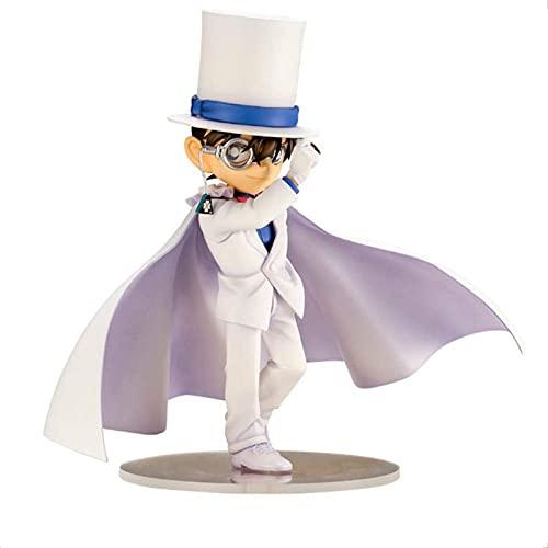 qwermz Modello Anime, Detective Conan Action Figures in PVC Giocattoli Collezione di Figurine in PVC Modello 15 Cm