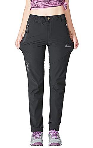 Empfehlung: Wanderhose für Damen Outdoorhose Winddicht  von donhobo*
